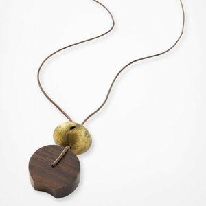 Worldly Wonder Pendant Necklace